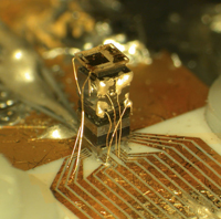 Atomic Clock Chip NIST