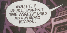 Time Itself Used as a Weapon The Filth Grant Morrison